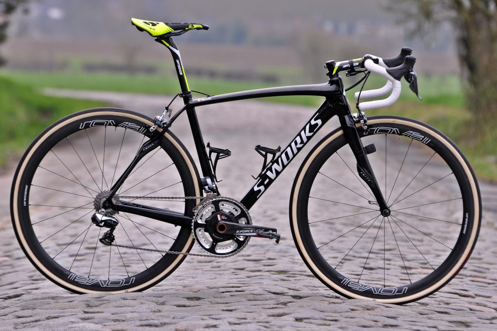 Team Tinkoff Specialized S-Works Roubaix