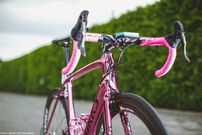 Specialized Tarmac Pink Edition (Photo: Iri Greco / BrakeThrough Media   brakethroughmedia.com)
